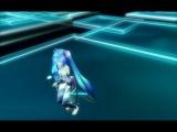 Hatsune Miku-Counting Stars(или незаконченная попытка сделать моушен с камерой и движения губ)
