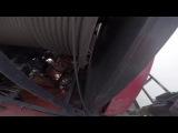 Восхождения двух русских руферов на второе по высоте здание в мире. Китай